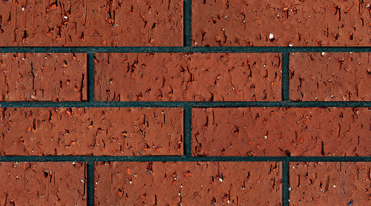 Extremely Rough Surface Wire Cut Red Color Wall Tile