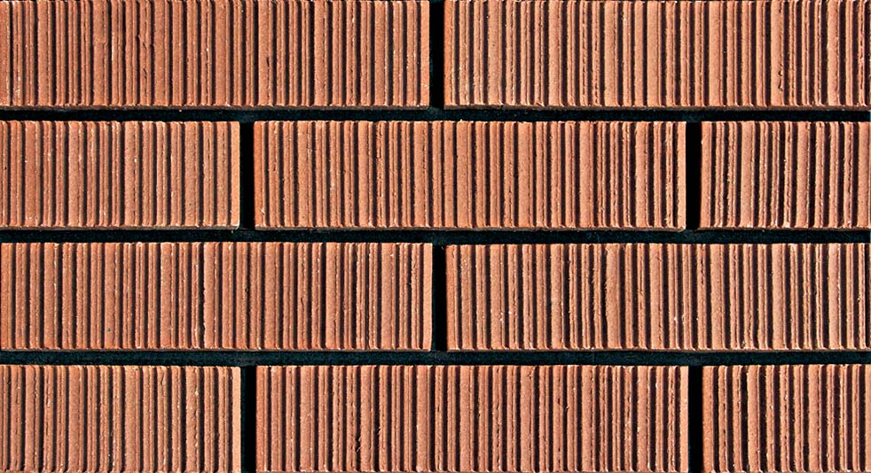 Supply Water Proof Brick Wall Cladding With Vertical Line