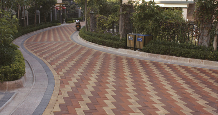 Red Terracotta Paver Bricks