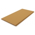 18mm Hollow Structure Terracotta Facade Panel