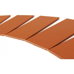 Classical Red Terracotta Panel System
