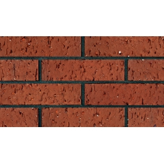 Rough Wire Cut Red Color Wall Tile