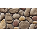 Fence Faux Stone Panels Exterior