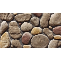 House Faux Stone Panels Exterior