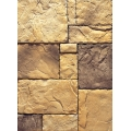 Rustic Fence Rock Siding Panels