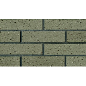 Green Color Harsh Thin Brick Tile