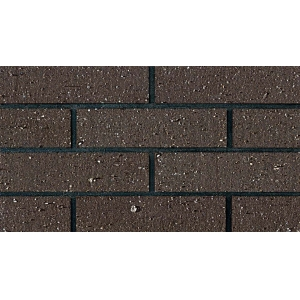 Dark Brown Reclaimed Facade Brick Tiles