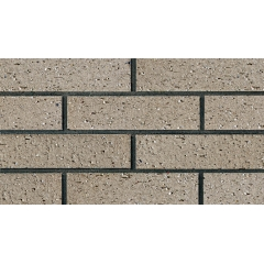 Grey Color Brick Tiles For Wall