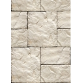 Garden Synthetic White Stone Veneer