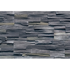 Fence Sealing Cultured Stone