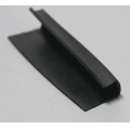 Black EPDM Terracotta Panel Rubber Seal Strips