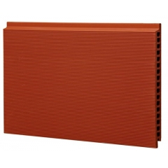 Dry Hanging Terracotta Exterior Wall Tiles