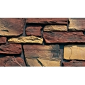 Weathered Edge Faux Panels Stone