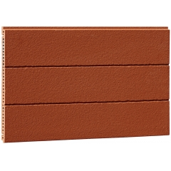 Good Insulated Exterior Facade Terracotta Wall Panel