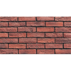 Red Brick Effect Wall Tiles