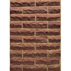 Exterior Apartments Brickwork Cladding