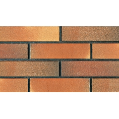 Kiln-Fired Brick Wall Facade