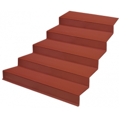 Stair Decorative Terracotta Floor Tile