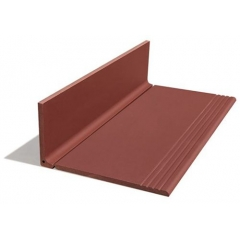 Natural Clay Flat Finish Floor Tile