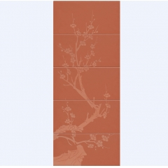 450x900x18mm Plum Blossom Wall Cladding