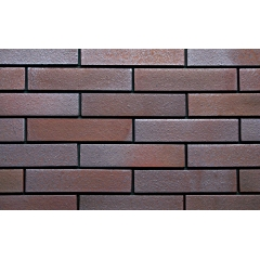 Metallic Color Tile Brick Wall