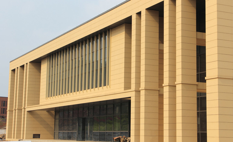Terracotta Panel - A Revolution in Rainscreen Cladding