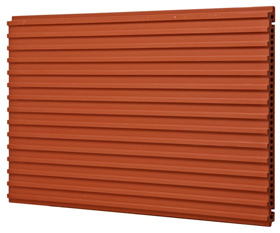 What's the Technical Advantages of China LOPO Terracotta Panel?