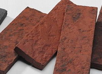 LOPO Clay split brick tiles quality = 100 years culture